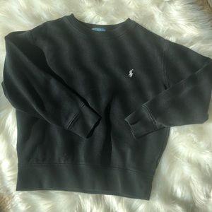 Kids size 6 Ralph Lauren sweatshirt